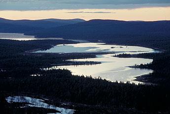 Ivalojoki. Kuva: Veikko Vasama