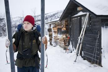 Tsuomasjärven autiotuvalla. Kuva: Markus Sirkka