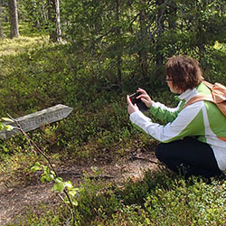 Rytisuo Nature Trail. Photo: Susanna Kolehmainen