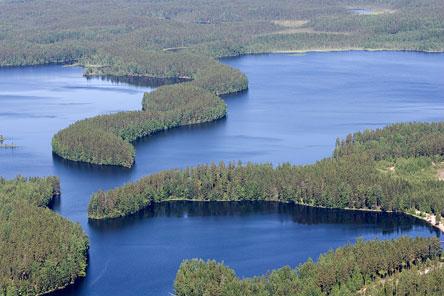 Rutajärvi Kuva: Markku Könkkölä