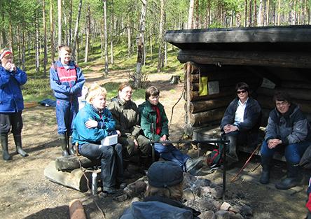 Photo: Ninni Raasakka, Metsähallitus