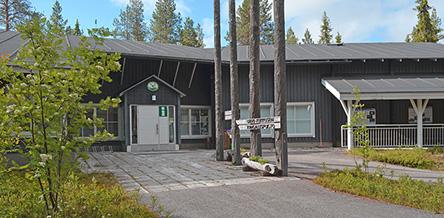 Savukoski Visitor Centre Korvatunturi. Photo: Mari Kotajärvi, Metsähallitus