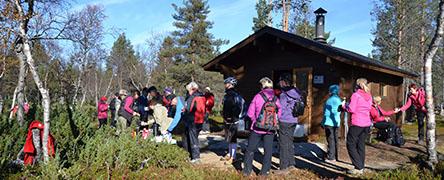 Photo: Marja-Maija Valtonen, Metsähallitus