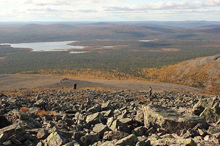 Sokosti. Photo: Juha Kaipainen, Metsähallitus