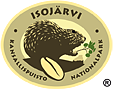 Isojärvi nationalparks symbol - bävern
