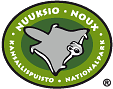 The Emblem of Nuuksio National Park - Siberian Flying Squirrel
