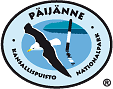 The Emblem of Päijänne National Park - Lesser Black-backed Gull