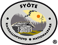 The Emblem of Syöte National Park - Meadow barn