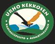 Urho Kekkosen kansallispuiston tunnus - maakotka
