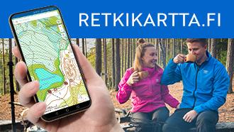 Retkikartta.fi: Simpsiö