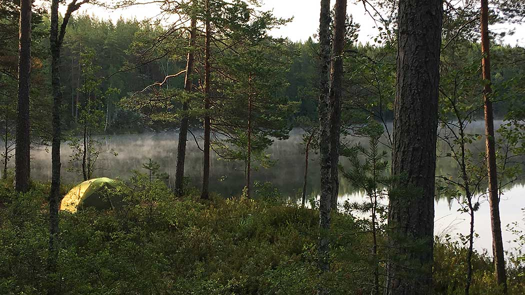 promo code 87a91 0a983 Telttailua Vuori-Kalajalla. Kuva  Maija Mikkola