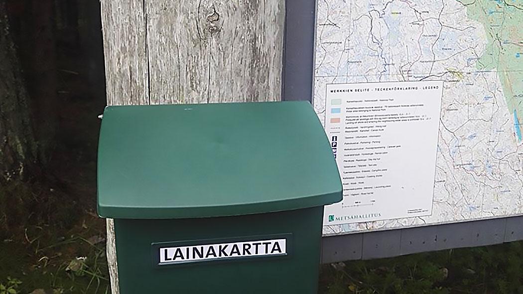 Ajankohtaista Helvetinjärvellä Luontoon.fi