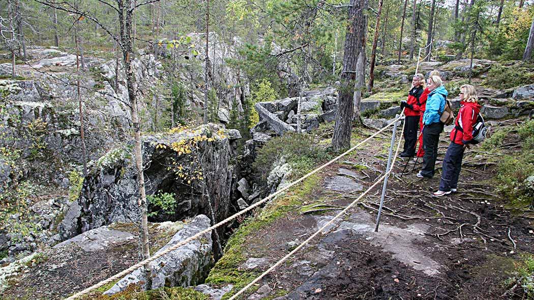 Hiidenportin nähtävyydet - Luontoon.fi 487b013443