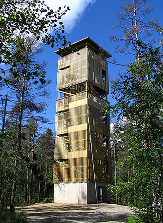 Lauhanvuoren reitit - Luontoon.fi deac661dac