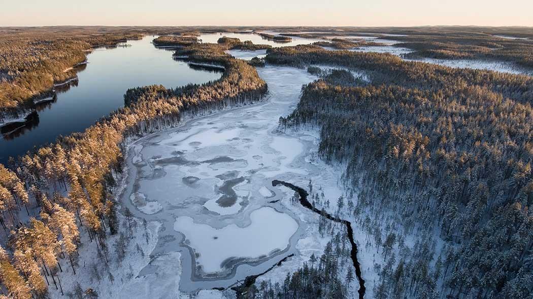 Tiilikkajärven kansallispuisto. Kuva  Marko Haapalehto. 78a0e8cf56
