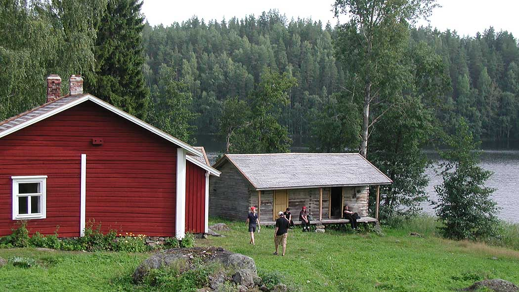 Linnansaari Croft. Photo: Hanne Liukko.