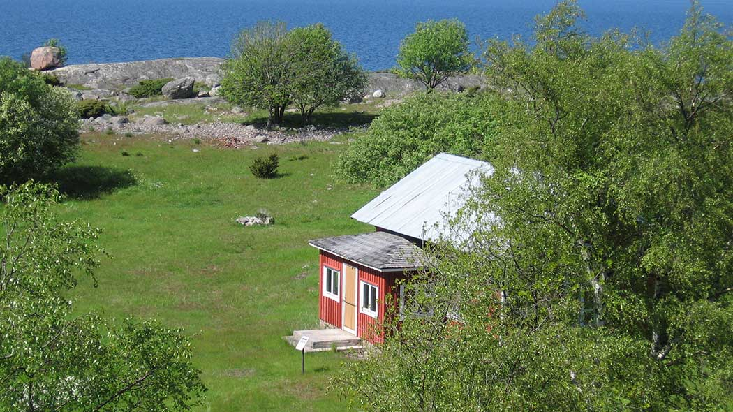 The traditional environment of Kråkskär. Photo: Laura Lehtonen