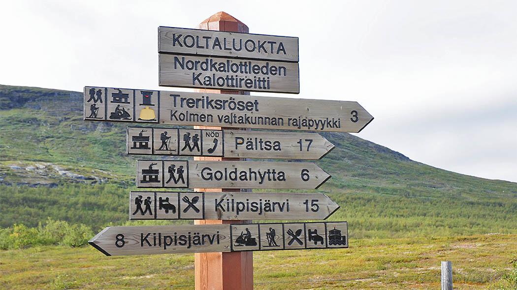 Luontomatkailun nousukiito on huomattu pohjoisimmassa Lapissa – Suomi ja Norja haluavat saada vaellusreitit yhtenäisiksi