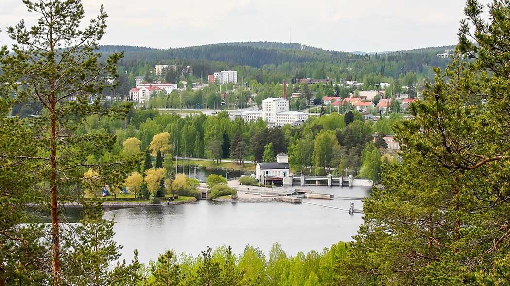 Vaellusreitit Keski-Suomi