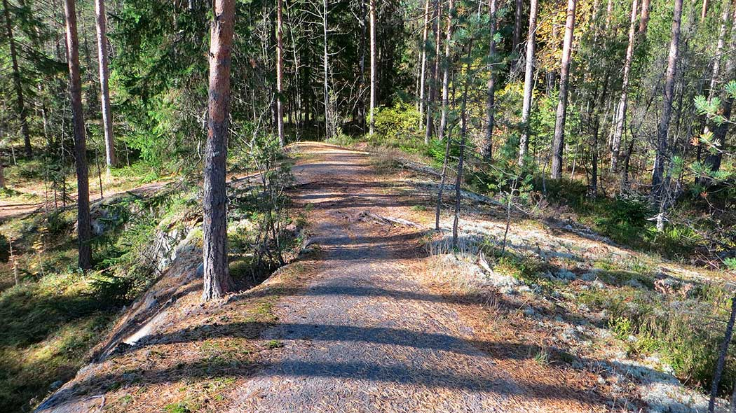 Description Of Nuuksio National Park Trails Nationalparks Fi