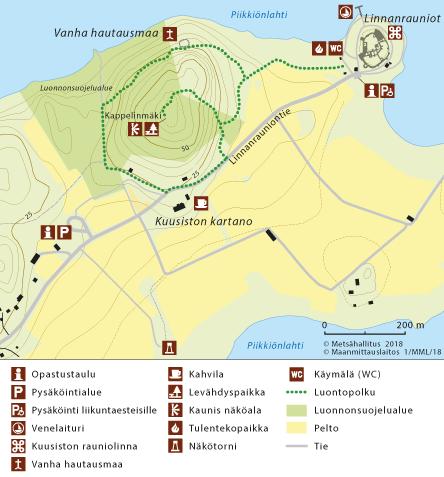 kaarinan kartta